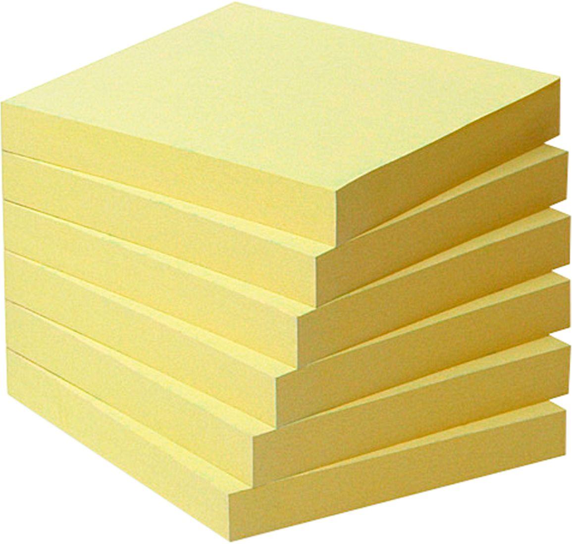 post it haftnotizen recycling papier gelb g nstig kaufen sch fer shop. Black Bedroom Furniture Sets. Home Design Ideas