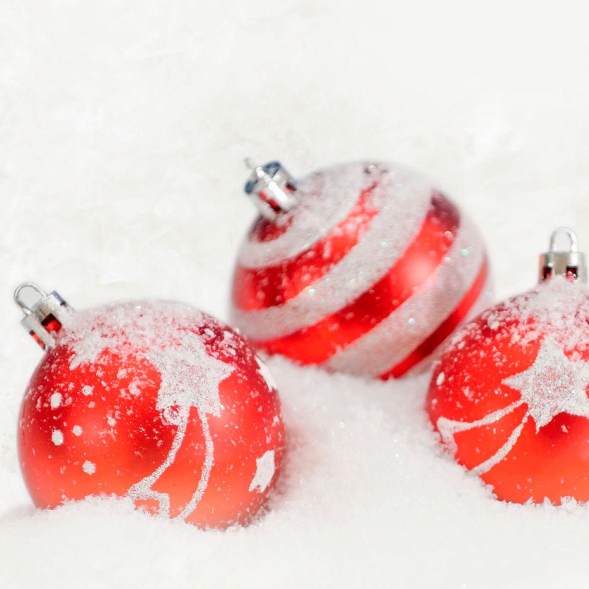 Weihnachts-Briefumschlag Winter Flair, gummiert, Fensterstanzung ...