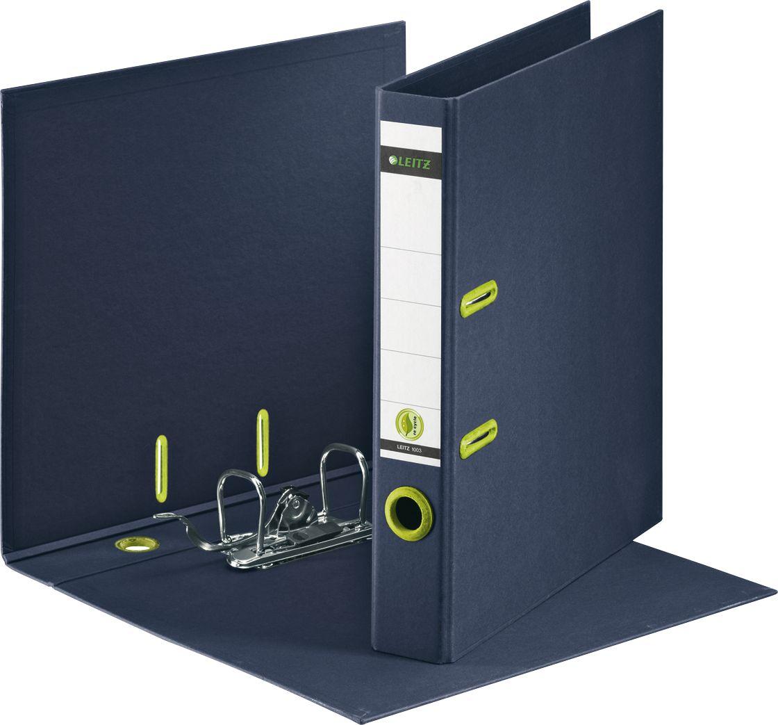 leitz ordner recycle a4 50mm g nstig kaufen sch fer shop. Black Bedroom Furniture Sets. Home Design Ideas