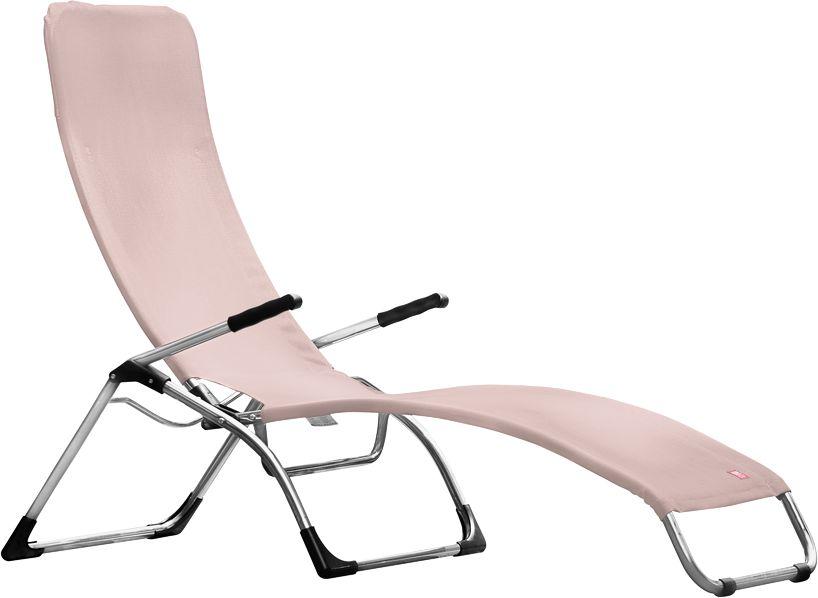 Chaise longue de terrasse samba acheter bon march for Acheter chaises longues