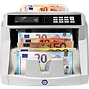 Banknotenzähl- und Prüfgerät Safescan 2465- S, vollautomatische Wert- und Stückzählung