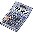 Casio calculatrice de bureau MS- 80VERII, 8 chiffres avec écran LC extra large
