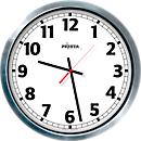 Duży zegar ścienny,  średnica 500 mm