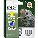 Epson inktpatroon T07944010 geel