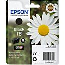 Epson Tintenpatrone C13T18014 schwarz