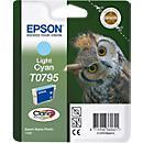 Epson Tintenpatrone T07954010 lightcyan