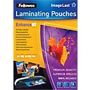 Fellowes® lamineerhoezen,voor A4 formaat, pak van 100 stuks