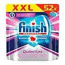 Finish Quantum vaatwastabletten Regular, XXL Pack, 52 tabletten