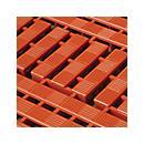 Fußbodenrost Work Deck, orange