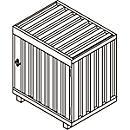 GB gázpalack tároló box