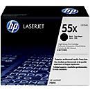 HP LaserJet CE255X Druckkassette schwarz
