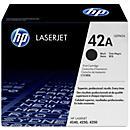 HP  toner Laserjet Q5942 A, nr. 42 A, zwart