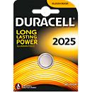 Knopfzelle DURACELL® CR 2025