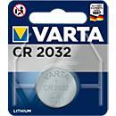 Knopfzelle VARTA PROFESSIONAL ELECTRONICS CR 2032 3V