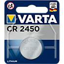 Knopfzelle VARTA PROFESSIONAL ELECTRONICS CR 2450 3V