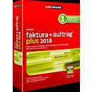 LEXWARE Software Faktura+Auftrag plus 2018