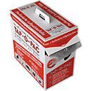Luftpolsterfolie im Spenderkarton, 2- lagig, 60 µ