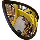 Lustro do wózków widłowych mocowane na zewnątrz i wewnątrz