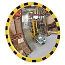 Lustro przemysłowe EUCRYL, okrągłe
