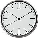 MAUL relógio de parede MAULfly, design para o escritório, diâmetro 30 cm, relógio controlado por rádio