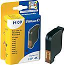 Pelikan, cartouche d'encre semblable à 51645A/ G - HP45, noir (encre pigmentée)