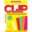 Schaefer Shop étiquettes rondes de marquage, Ø 40 mm