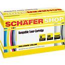 Schäfer Shop Toner baugleich CLP-C660B, cyan