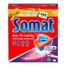 Somat 10 Tabletas, Tabletas para lavavajillas, Fórmula Express Power