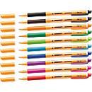 STABILO® Tintenroller PointVisco®, 10er Set
