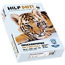 WWF Recycling- Papier
