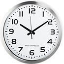 Zegar ścienny radiowy