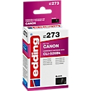 Inktcartridge edding compatibel met Canon CLI-526BK