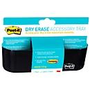 Post-it® Dry Erase-Ablagekorb DEFTRAY-EU, selbstklebend, inkl. Klebestreifen, schwarz