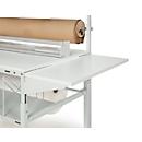 Seitenplatte Serie TPB, f. Packtische Serie TPB/TP/TPH, höhenverstellbar 900 mm