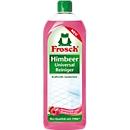 Universal-Reiniger Frosch, f. Böden und Oberflächen, mit Himbeerduft, Altplastik-Flasche, 750 ml