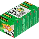 Voordeelset plakband Scotch® Magic™ 810, 6 rollen, L 33 m x B 19, Ø 26 mm