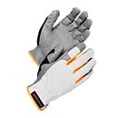 Werkhandschoenen Worksafe A81-511, CE Cat 1, polyester/PU, slip-on design, maat 9, 6 paar