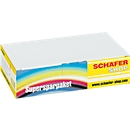 2 x Schäfer Shop inktcartridge identiek aan LC-1000BK, zwart