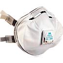 3M Atemschutzmaske 8825 FFP2 D mit Cool Flow Ausatemventil