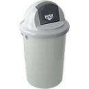 Abfallbehälter 47 L, grau