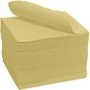 Absorberende doekjes CLASSIC heavy, bijzonder chemicaliën absorberend, 400 x 500 mm, 100 stuks