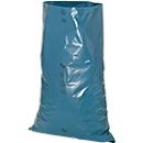 Afvalzakken Premium, materiaal LDPE, voor zware lasten, 120 liter, 125 stuks