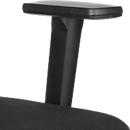 Armleuningen 2D, voor bureaustoel CETO XS, zacht PU-laagje, 2 stuks