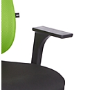 Armleuningen paar voor bureaustoel Pro Net 100, in hoogte verstelbaar