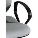 Armleuningen voor laboratoriumstoelen