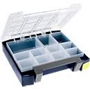 Assortimentskoffer boxxser 55 4x4-11 inzetstukken