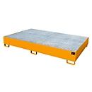 Auffangwanne AW 1000-10/2, orange RAL 2000