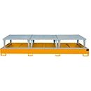 Auffangwanne AWA 1000-3, orange RAL 2000