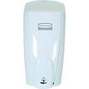 Automatische zeep- en desinfectiedispenser Rubbermaid AutoFoam, 1100 ml, aanrakingsvrij, voor muur/standaard, wit