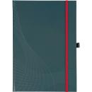 AVERY Zweckform Notizbuch Notizio 7026, Hardcover, DIN A5, liniert